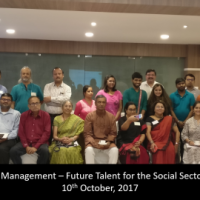 Dialogues on Development Management - Future Talent for the Social Sector (Choices and Challenges)