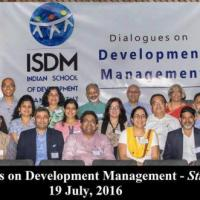 Dialogues on Development Management – Strategy