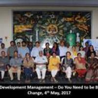 Dialogues on Development Management in Chennai