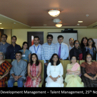 Dialogue on Development Management - Talent Management